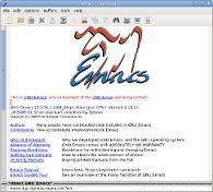 Emacs Window